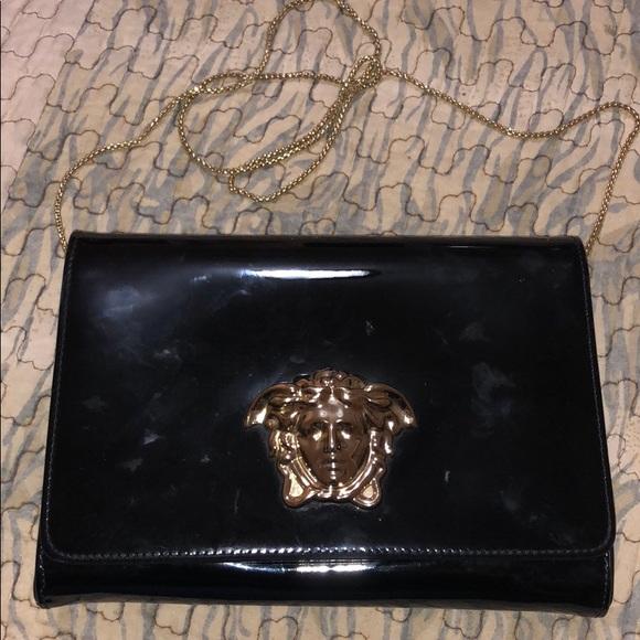 Versace Bags   Medusa Head Evening Clutch Bag   Poshmark bc9fcfc8bc
